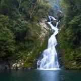瀑布,中国 库存照片