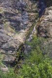 瀑布, Gara Bov,保加利亚 免版税库存照片