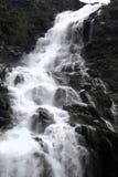 2瀑布 图库摄影