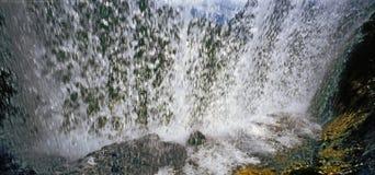 02瀑布 免版税图库摄影