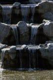 瀑布 免版税图库摄影