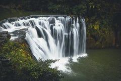 瀑布|ShiFen 免版税库存图片