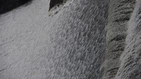 滔滔瀑布& spindrift赛跑 影视素材