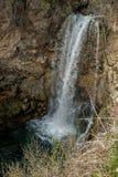 瀑布Lisine在塞尔维亚01 免版税库存图片