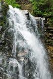 瀑布Zhenetskyi Huk乌克兰语喀尔巴汗 库存图片