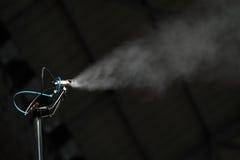 灌溉喷水隆头 免版税库存照片