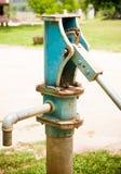 灌溉泵浦 库存照片