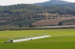 灌溉的设备 免版税库存图片