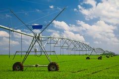 灌溉系统 图库摄影