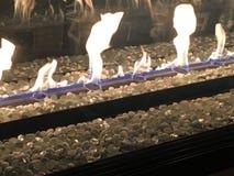 火发火焰 免版税库存图片