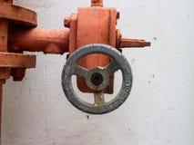 火喷水隆头控制系统 库存图片