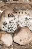 火坑 免版税库存图片