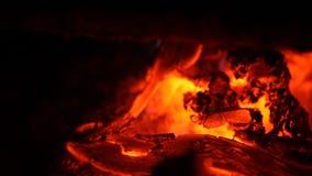火壁炉 影视素材