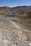 火山内华达de托卢卡,墨西哥 库存图片