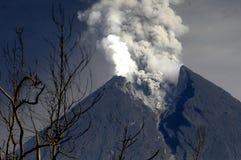火山山 库存照片