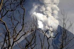 火山山 免版税库存图片