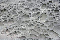 火山岩石的纹理 免版税图库摄影