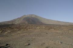 火山泰德峰 免版税库存图片