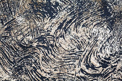 黑火山的沙子背景 免版税图库摄影