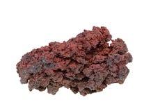 火山的石头 免版税库存图片