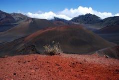 火山 免版税库存图片