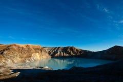 火山 免版税图库摄影