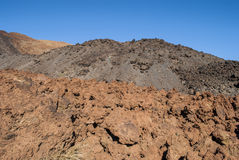 火山 库存照片