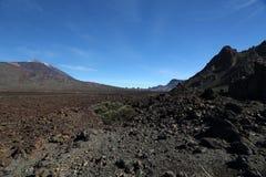 火星的风景 免版税图库摄影
