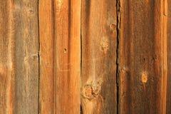 火板烧的木纹理 免版税库存照片