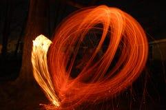 火棍子 图库摄影