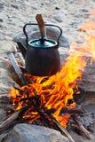 火水壶 免版税库存照片