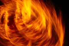 火漩涡  库存图片