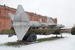 火炮军事历史博物馆  免版税库存图片