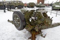 火炮军事历史博物馆  图库摄影