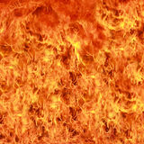 火焰火火焰纹理 免版税库存照片
