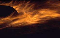 火焰议会 库存图片