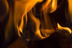 火焰,关闭 库存图片