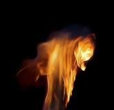 火焰 免版税库存图片