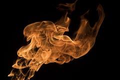 火焰6 库存照片