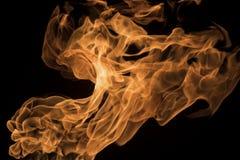 5火焰 库存图片