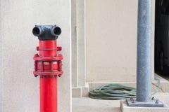 火管子 免版税库存照片