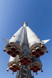 火箭队沃斯托克前面和底部 库存图片