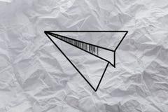 火箭队纸图画 免版税库存照片