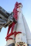 火箭队,空间,火箭发动机 免版税库存照片