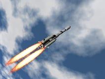 火箭 库存照片