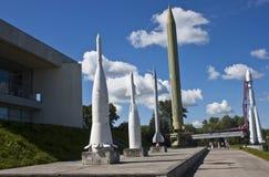 火箭 免版税图库摄影