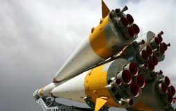 火箭souz 免版税库存照片