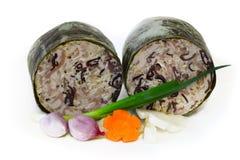 火腿顶头猪肉越南语 免版税库存图片