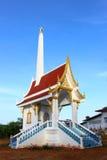 火葬场泰国 库存照片