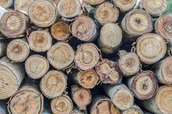 火葬用的柴堆&柴堆 免版税库存图片